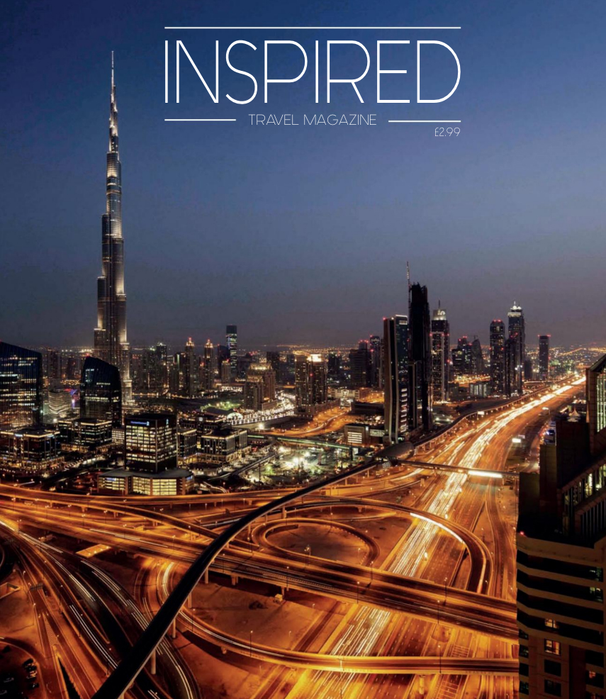 Inspired Travel Magazine - Issue 2
