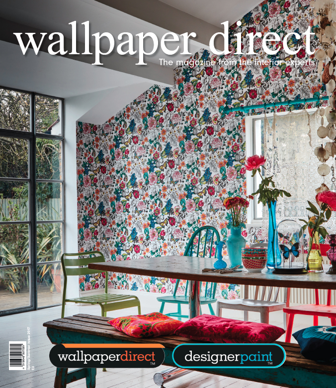 Wallpaperdirect - Spring/Summer edition 2017
